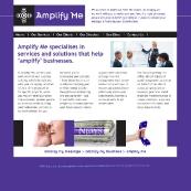 amplifymewebsite